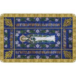 Набор для вышивки бисером - Нова Слобода - Р0011 Плащаница Богородицы