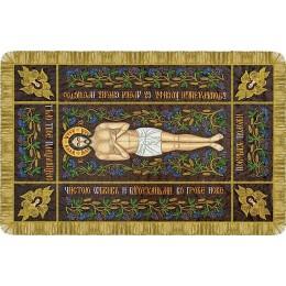 Плащаница Христа Спасителя - Нова Слобода - набор для вышивки бисером