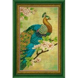 Райская птица - Чарівна Мить - набор вышивки бисером