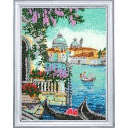 Набор для вышивки бисером - Butterfly - №333 Утро в Венеции