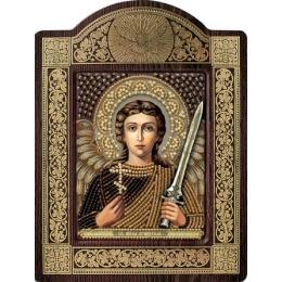 Вышивка бисером икон - Нова Слобода - СН8005 Икона Ангел Хранитель (в рамке-киоте)