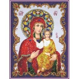 Икона БОГОРОДИЦА «СМОЛЕНСКАЯ» - Изящное рукоделие - вышивка бисером икон
