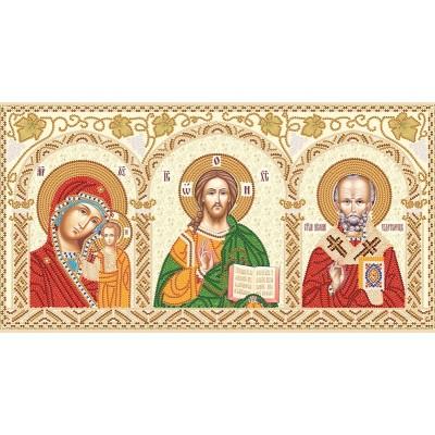 Домашний иконостас - ТМ Маричка - вышивка бисером икон