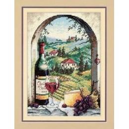 Набор для вышивки крестом - Dimensions - 06972 Мечтая о Тоскане