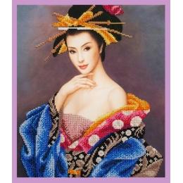 Очарование Азии - Картины бисером - набор для вышивки бисером