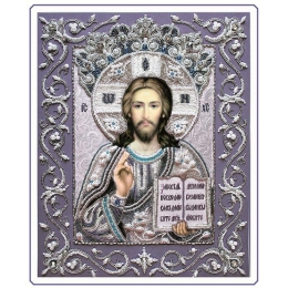 Господь Вседержитель (часть Венчальной Пары) - Изящное Рукоделие - набор вышивки бисером