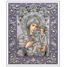 Богородица Тихвинская (часть Венчальной пары) - Изящное Рукоделие - набор вышивки бисером