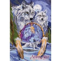 Ловец снов - Абрис Арт - набор вышивки крестом