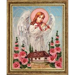 Набор для вышивки бисером - Butterfly - Песня ангела (по картине А. Охапкина) №804