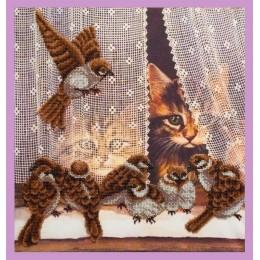 Дразнилки - Картины бисером - набор для вышивки бисером