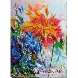 Жар-цвет - Абрис Арт - набор для вышивки бисером