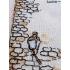 Набор для вышивки крестом - ЛанСвіт - Дворик в Испании