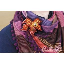 Капелька солнца (украшение) - Абрис Арт - набор для вышивки бисером