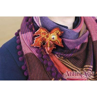 Набор для вышивки бисером  - Абрис Арт - Капелька солнца (украшение)