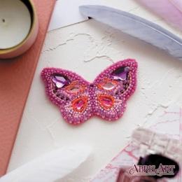Набор для вышивки бисером - Абрис Арт - Пурпур (украшение)