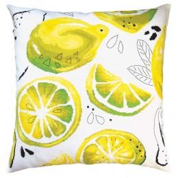 Набор для вышивки крестом - RTO - Желтые лимоны
