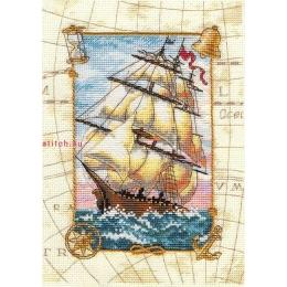 Набор для вышивки крестом - Dimensions - 06847 Морской Вояж