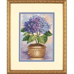 Набор для вышивки крестом - Dimensions - 06959 Hydrangea in Bloom (Гортензия в цвету)