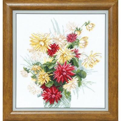 Набор для вышивки крестом - Crystal Art - ВТ-085 Летние звезды
