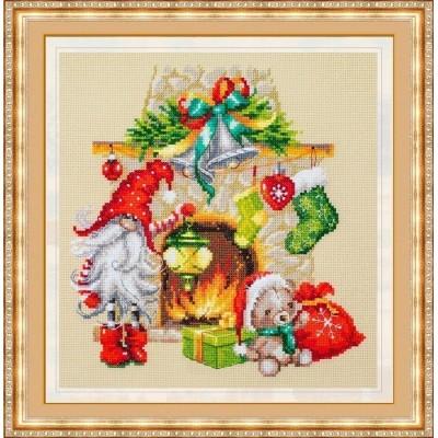Набор для вышивки крестом - Чудесная игла - 100-251 В ожидании Рождества