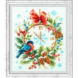 Время Рождества - Чудесная игла - набор для вышивки крестом