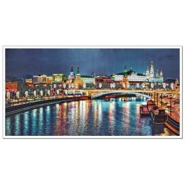 Ночной город - Нова Слобода - набор вышивки бисером