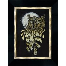 Набор для вышивки крестом - Crystal Art - Полнолуние