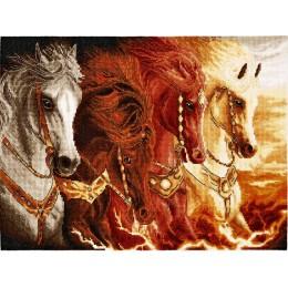 Набор для вышивки крестом - Алисена - Четыре стихии 1244а