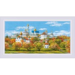 Сергиев Посад - РИОЛИС - набор для вышивки крестом