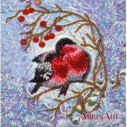 Набор для вышивки бисером - Абрис Арт - Тепло вдвоём