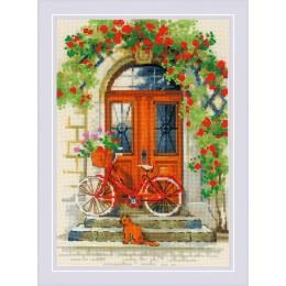 Дверь в Италию - РИОЛИС - набор для вышивки крестом