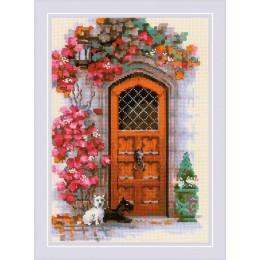 Дверь в Шотландию - РИОЛИС - набор вышивки крестом