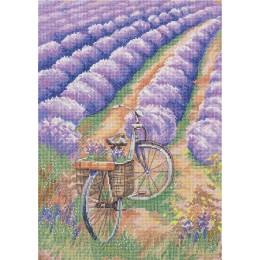Набор для вышивки крестом - PANNA - ПС-1899 Красоты Прованса