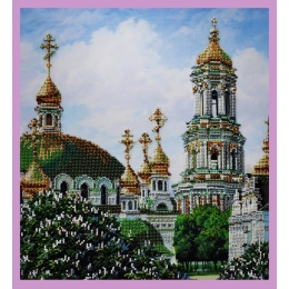 Святыня Украины 1 - Картины бисером - набор для вышивки бисером