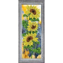 Цветок солнца - Краса і Творчість - набор для вышивки бисером