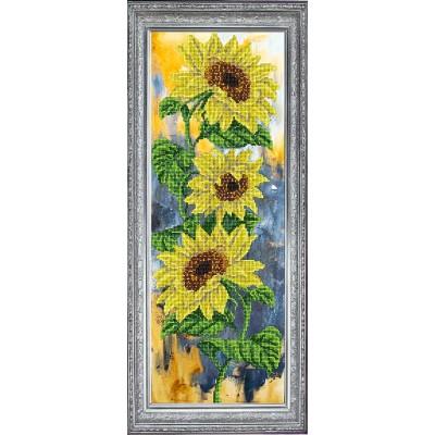 Набор для вышивки бисером - Краса і Творчість - Цветок солнца