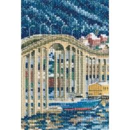 Тасманский мост - RTO - набор вышивки крестом
