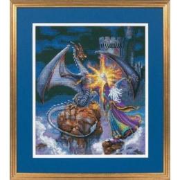 Набор для вышивки крестом - Dimensions - 35080 Magnificent Wizard (Великолепный волшебник)