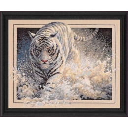 Набор для вышивки крестом - Dimensions - 35108 White Lightning (Белая молния)
