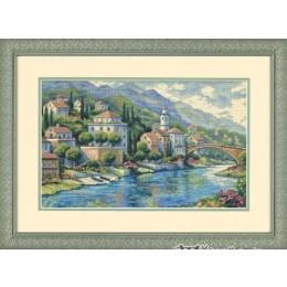 Итальянский вид (Italian Vista) - Dimensions - набор вышивки крестом