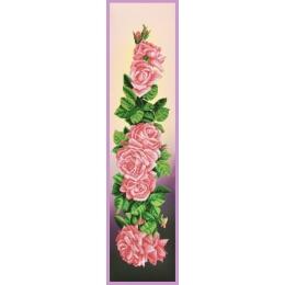 Набор для вышивки бисером - Картины бисером - Р-356 Розы