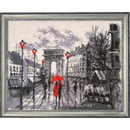 Триумфальная арка (по картине О. Дарчук) - Butterfly - набор для вышивки бисером