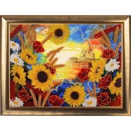 Набор для вышивки бисером - Butterfly - №388 Рассвет
