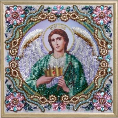 Архангел Иегудиил - Картины бисером - вышивка бисером икон