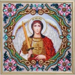 Икона Архангела Михаила - Картины бисером - вышивка бисером икон