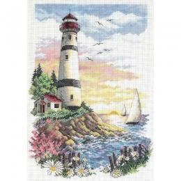 Набор для вышивки крестом - Classic Design - 4353 Маяк