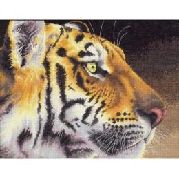 Набор для вышивки крестом - Classic Design - 4411 Тигр