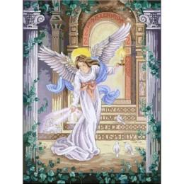 Ангел Тысячелетия - Classic Design - набор вышивки крестом