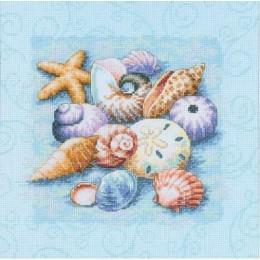 Набор для вышивки крестом - Classic Design - 4454 Дары моря