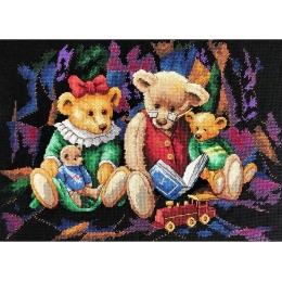 Сказки на ночь - Classic Design - набор для вышивки крестом